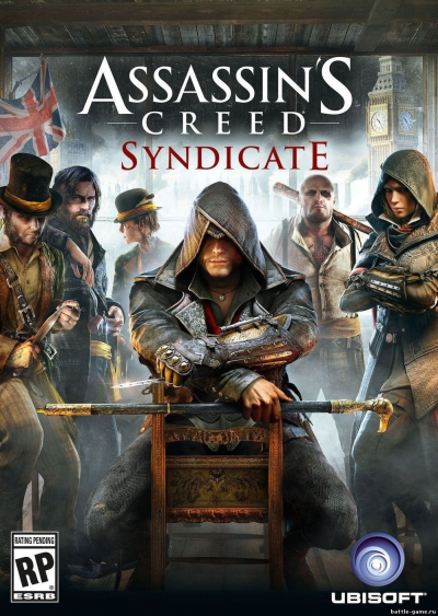 Обложка игры Assassin's Creed: Syndicate