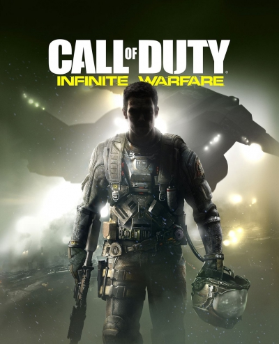 Обложка игры Call of Duty: Infinite Warfare