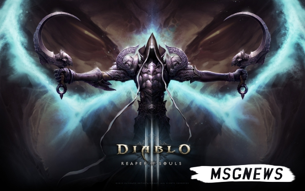 Diablo 3 Reaper of Souls TV-трейлер