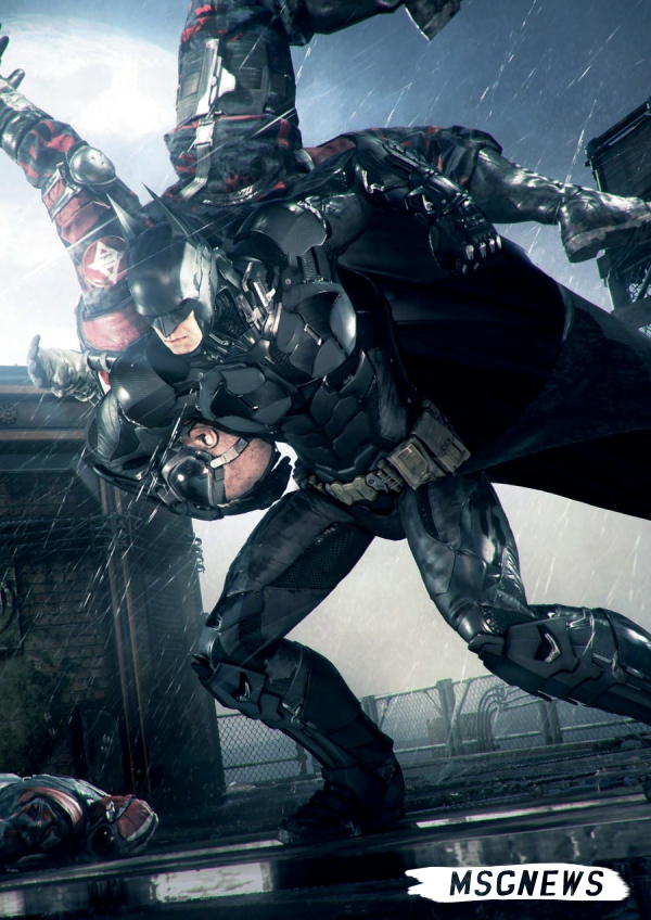 Batman: Arkham Knight Скриншоты