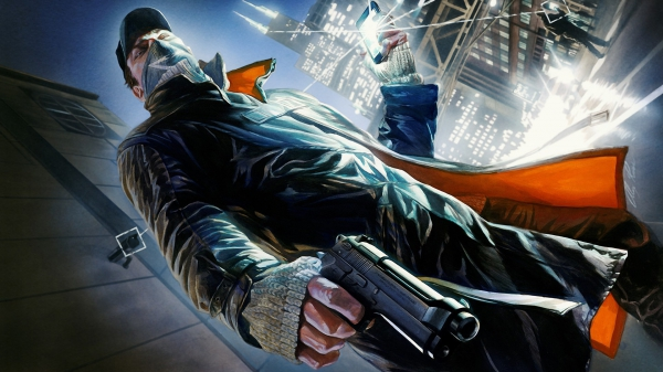Трейлер PC версии игры Watch Dogs