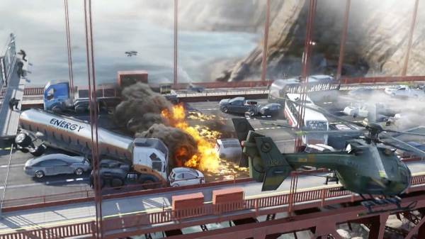 Call of Duty: Advanced Warfare Бонус предзаказа