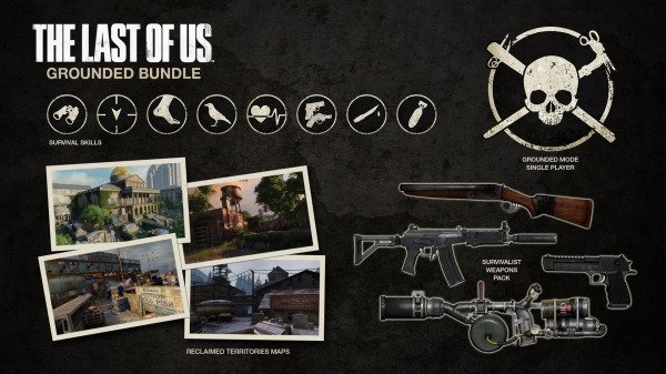 The Last of Us DLC Grounded Bundle Трейлер