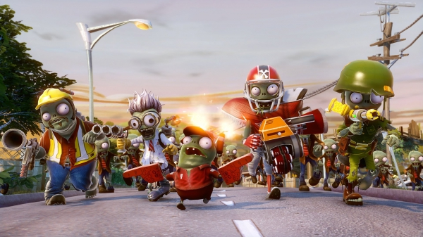 Plants vs. Zombies: Garden Warfare Дата выхода PC-версии