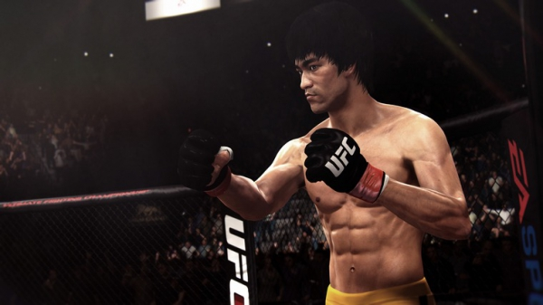 EA Sports UFC Режим карьеры The Ultimate Fighter