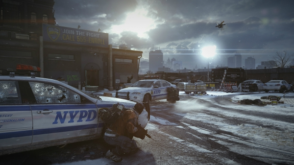 Tom Clancy's The Division отложен до 2015
