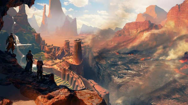 Dragon Age: Inquisition - The Western Approach