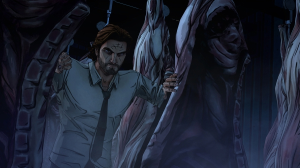 The Wolf Among Us - Ep 4  In Sheep's Clothing Скриншоты