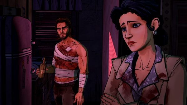 The Wolf Among Us - Ep 4  In Sheep's Clothing Трейлер