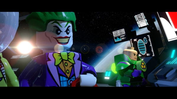 LEGO Batman 3: Beyond Gotham Анонс