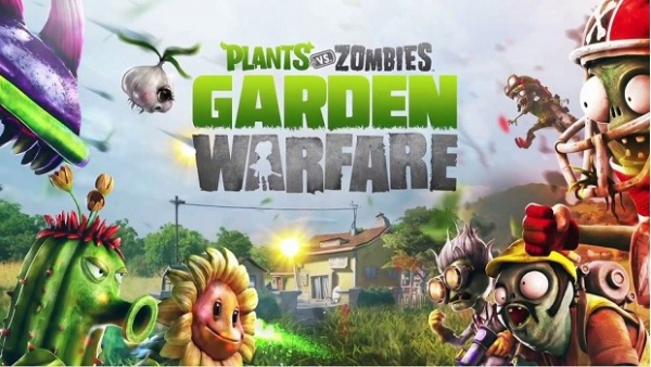 Изображение к новости Plants vs. Zombies Garden Warfare Спешит на PlayStation
