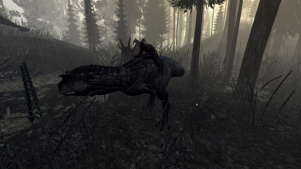 The Stomping Land Вышла в Steam Early Access