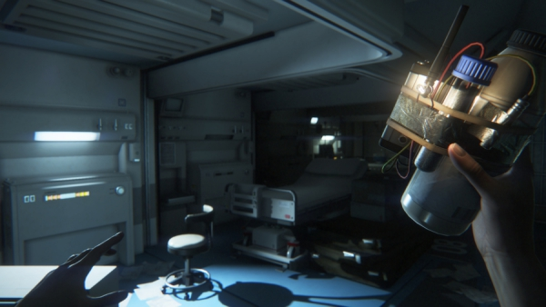 Alien: Isolation Демо с Е3
