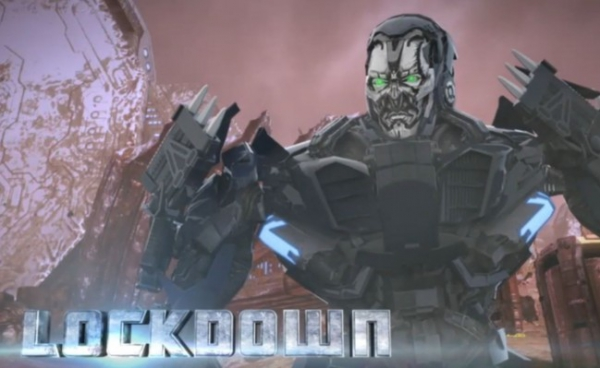 Transformers: Rise of the Dark Spark - Lockdown