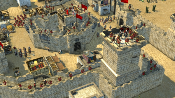 Stronghold Crusader 2 Старший офицер