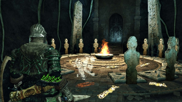 Dark Souls 2 - DLC Crown of the Sunken King Скриншоты