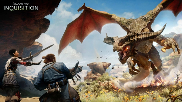Dragon Age: Inquisition Теперь в ноябре