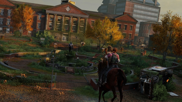 The Last of Us Remastered Фото-режим