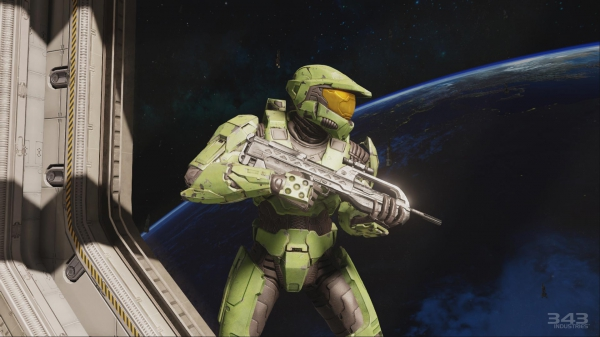 Halo: The Master Chief Collection Не нацелен на PC