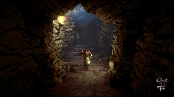 Ghost of a Tale Трейлер с GamesCom 2014.