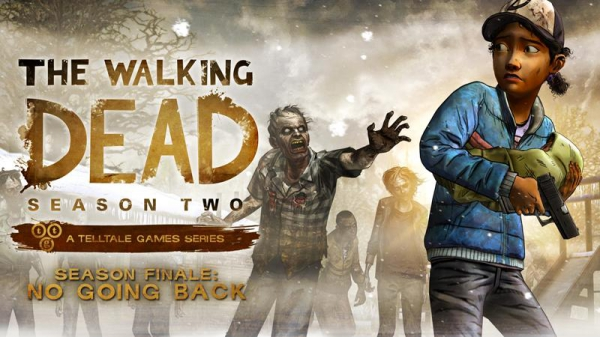 "The Walking Dead: Season Two - Ep. 5 ""No Going Back'"" Трейлер"