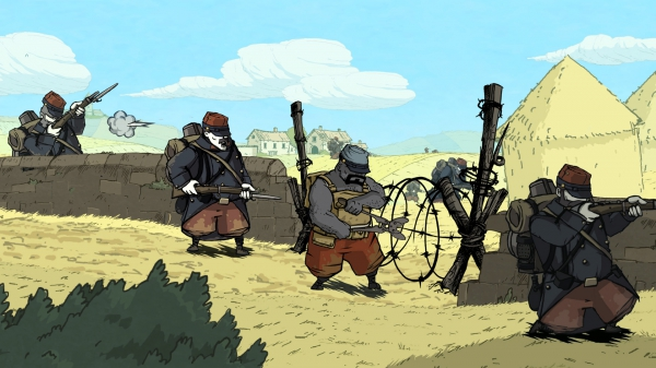 Valiant Hearts: The Great War Анонс для iOS