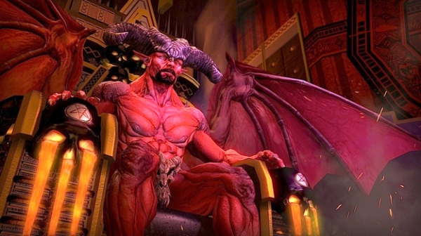 Saints Row: Gat Out of Hell Анонс