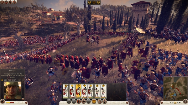 Total War: Rome II - Emperor Edition Анонс