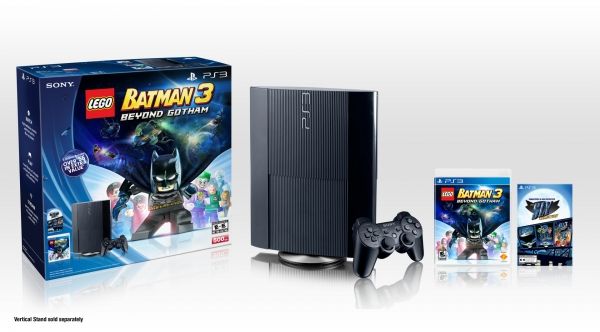 Изображение к новости Анонс PlayStation 3 LEGO Batman 3: Beyond Gotham + The Sly Collection Bundle