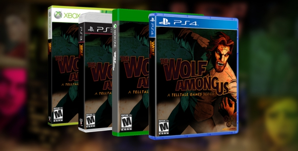 The Walking Dead и The Wolf Among Us для PS4 и Xbox One уже в этом году