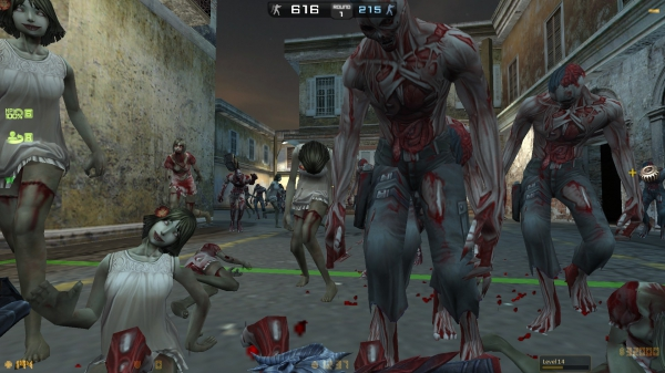 Counter-Strike Nexon: Zombies Уже в сентябре