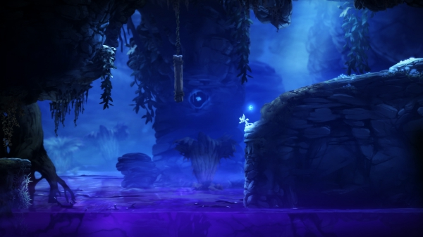 Ori and the Blind Forest 10 минут геймплея