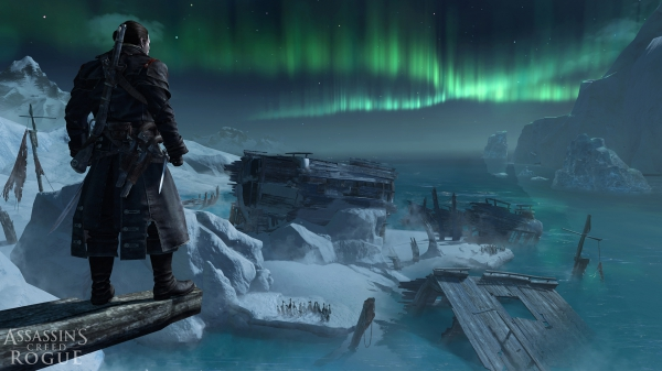 Assassin's Creed Rogue Тамплиеры против Ассасинов