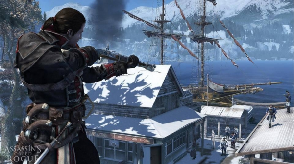 Assassin's Creed: Rogue выйдет на PC